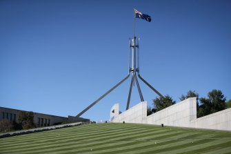 Politicians at least get away from Canberra and spend most of the year in the real world.