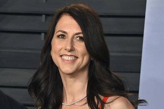 Mackenzie Scott is shaking up philanthropy.