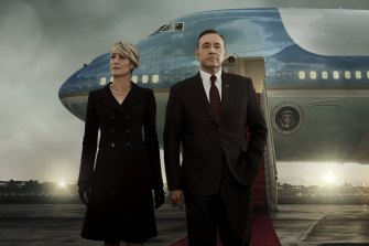 Kevin Spacey was kicked off Netflix's award-winning show House of Cards.