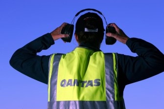 The Transport Union has slammed Qantas' decision to temporarily stand down 20,000 workers.