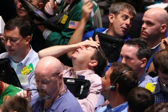 Some heavily shorted stocks are rising, raising the possibility of a short squeeze.