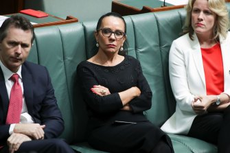 Not prepared to trust the crossbench: Shadow Minister for Families and Social Services Linda Burney.
