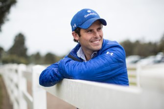 Trainer James Cummings has a recent history of taking promising fillies through the grades.