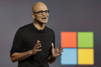 Since taking the reins in 2014, chief executive officer Satya Nadella has reshaped the Washington-based company into the largest seller of cloud-computing software