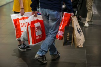 Have Scott Morrison's tax refunds flowed into retail spending?
