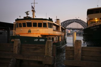 The fate of the Lady Herron is far more uncertain due to a lack of buyers.