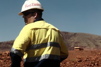 The iron ore bonanza that has spurred on BHP and Rio is under threat.