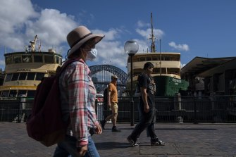 Sydney has recorded a day with no new local coronavirus cases.