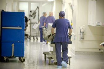 Everyday West Australians suffer when the state's hospital system is under pressure.