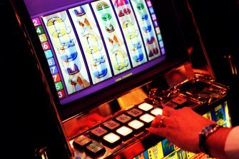 The Berejiklian government will introduce a gambling card for poker machines.