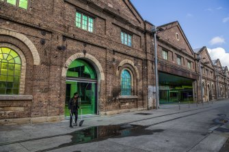 Carriageworks went into voluntary administration in May.