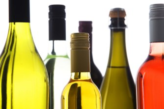 Online alcohol deliveries have become increasingly popular.