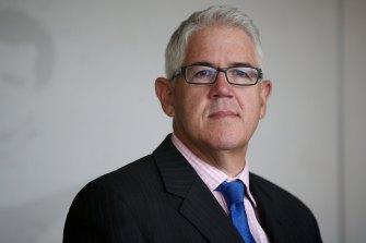 Prime Minister Scott Morrison's international trade and investment adviser Brendan Pearson.