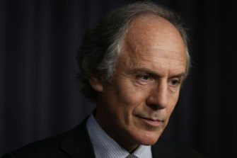 Chief Scientist Alan Finkel is devising the national hydrogen strategy.