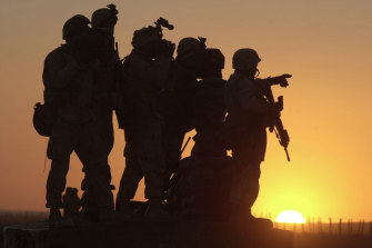 Australia's commitment to the Afghanistan war is, like the Americans', coming to an end.