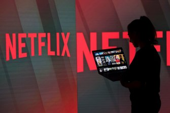 Netflix took steps to reduce data consumption as the NBN was under strain.