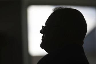 Can Prime Minister Scott Morrison keep his accused minister in the shadows?