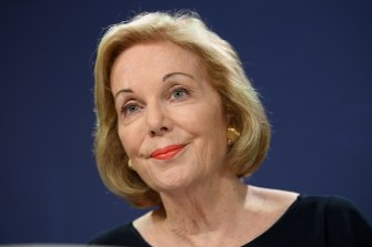 ABC chair Ita Buttrose has remained close to her nephew since his release from prison in 2017.