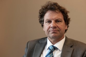 "Simon McKeon: ""This [initiative] is not about corporate window dressing."""