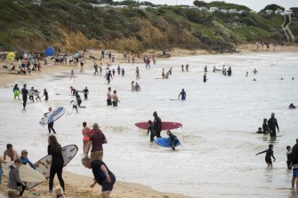 Victoria's tourism industry suffered a $918 million loss in the March quarter.