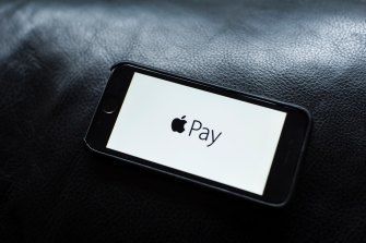 Apple looks to get a bigger slice of the digital wallet.