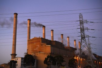 The closure of the Hazelwood power station and coal mine have helped to reduce Victoria's carbon emissions.