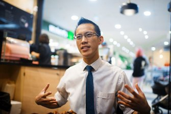 """Maths teacher and """"Wootube"""" maths star Eddie Woo believes more funding is not enough to fix educational disadvantage."""