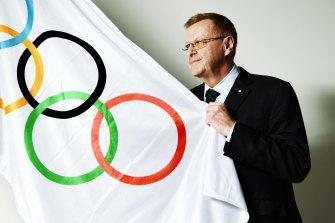 John Coates, president of the Australian Olympic Committee.