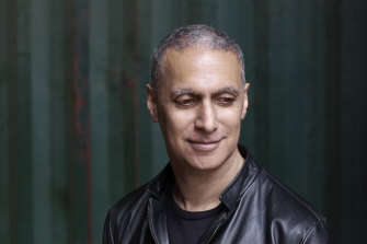Nitin Sawhney performs Beyond Skin in Melbourne this weekend.