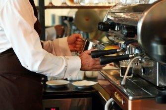The hospitality industry is feeling the strain amid coronavirus fears.