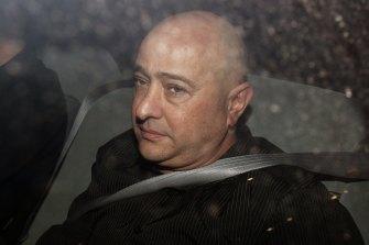 Convicted drug trafficker Frank Madafferi.