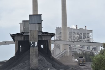 The coal mines supplying Vales Point Power Station near Lake Macquarie were given approval but not necessarily fast-tracking priority.