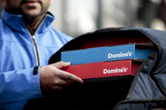 Domino's has missed expectations due to coronavirus costs.