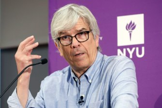 Paul Romer has become a fierce critic of the tech industry's largest companies.