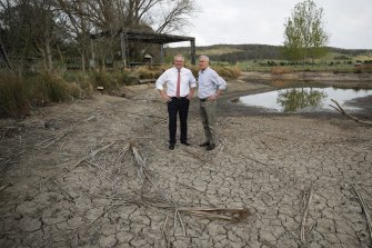 Drought led Scott Morrison and Michael McCormack to promise the National Water Grid in 2019, but the Productivity Commission says the agency could end up subsidising the private sector with taxpayers' cash.