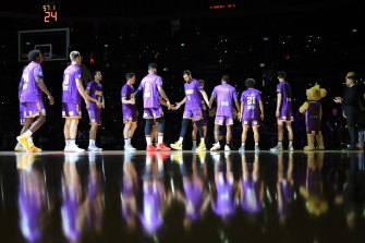 Don't believe the hype: Sydney Kings were able to see off an in-form Cairns.