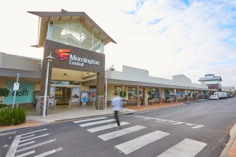 Mornington Village shopping centre sold for $39.38 million in 2018.