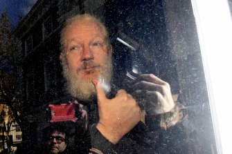 Julian Assange had been prevented from accessing therapy for post-traumatic stress disorder, WikiLeaks editor-in-chief Kristinn Hrafnsson said.