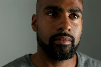 Heritier Lumumba wants Collingwood to confront past racism.