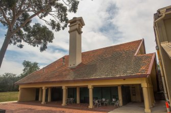 The Incinerator Gallery, designed by architects Walter Burley Griffin and his wife Marion Mahony.