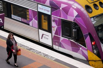 Borg Corporate Property Services has sued regional rail operator V/Line, alleging underpayment for cleaning services.