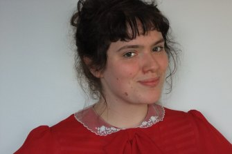Eurydice Dixon, whose body was found on a soccer field in Melbourne's inner north.