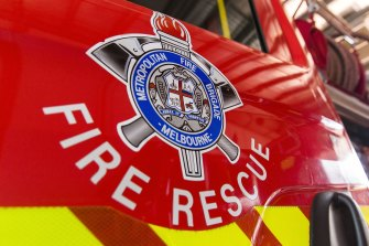 Fire Rescue Victoria declined to comment on Ms Wheatley's complaint.
