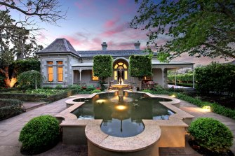 Shane Warne sold the Brighton mansion for about $20m in 2018.