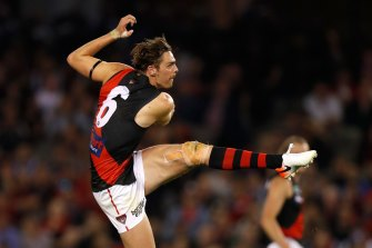 Joe Daniher wanted a move to the Swans in the off-season, but a deal was not done.