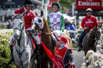 Prince Of Penzance, Michelle Payne with her brother and strapper Stevie gave Australian racing fans something to cheer.