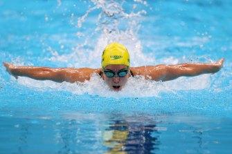 Emma McKeon is eyeing a record-breaking meet in Tokyo.