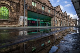 Carriageworks called in administrators earlier this month.