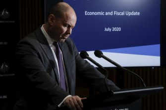 Josh Frydenberg says he is inspired by the tax cuts of Ronald Reagan and Margaret Thatcher.