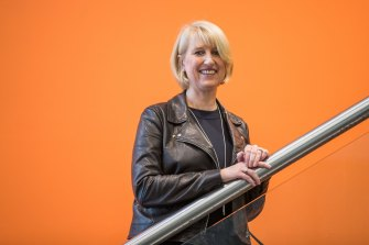 World Vision chief executive Claire Rogers announced her resignation on Sunday.